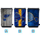 St. Louis Blues Leather Phone Case Pouch Strap For iPhone Samsung $10.99 USD on eBay