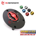 For Ducati 748 851 996 Desmosedici RR Fuel Tank Cap Quick Lock Gas Cap REVO
