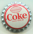 1964 Coke Coca-Cola NFL National Football League Bottle Caps (you pick 'em) $2.95 USD on eBay
