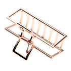 Perfeclan Square Hollow Women Hair Accessories Stylish Shower Hair Claw Clip
