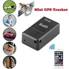 GF07 Magnetic GSM Mini SPY GPS Tracker Real Time Tracking Locator Device For Car $8.19 USD on eBay