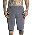 Sullen Clothing Complex Hybrid Men's Charcoal Gray Shorts with Pockets