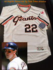 NEW Will Clark San Francisco Giants Men's 1977-1982 Style HOME Retro Jersey on Ebay