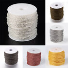 5m Iron Unwelded Cable Chain 3mm X 2mm Jewellery Making - Pick A Colour (002)