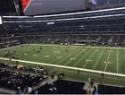 2 Dallas Cowboys vs New York Giants Tickets 9/8/19 Club Level Seats on eBay