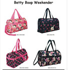 "Betty Boop Weekender Duffle Bag Overnight Bag Gym Luggage Baggage Bag Large 19"" $14.95 USD on eBay"