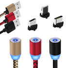 Magnetic Nylon Braided Data Charger Cable For Gionee James Bond 2 £7.5 GBP on eBay