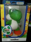 Mega Yarn Yoshi Amiibo Wooly Crafted World Series Nintendo Switch