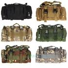 Outdoor Military Tactical Waist Pack Camping Hiking Pouch Bags Travel Backpack