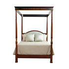 Regency Poster Bed with Canopy image