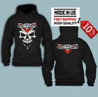 Victory Motorcycle USA SKULL Men's Black Hoodie Size S to 4XL $36.0 USD on eBay