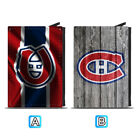Montreal Canadiens Leather Credit Card Case Holder RFID Blocking Wallet $11.99 USD on eBay