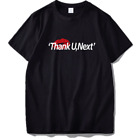 Ariana Grande T-Shirt Thank U, Next 7 Rings Fashion Cotton Short Sleeve Mens Top