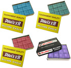 Pioneer Snooker / Pool Cue Chalk 12 24 36 pack Green Red Blue £2.39 GBP on eBay