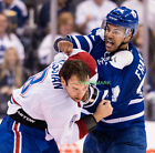 NATIONAL HOCKEY LEAGUE NHL GREATEST FIGHT FRASER VS KASSIAN PUBLICITY PHOTO $8.69 USD on eBay