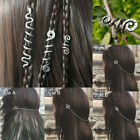 1Pcs Medieval Women Viking Hair Clips Stick Hairpins Vintage Accessories Jewelry image