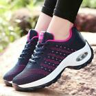 Womens Girls Fitness Sports Toning Mesh Sneakers Breathable  Running Dance Shoes