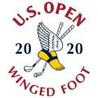 2020 US OPEN GOLF TICKETS~TUESDAY @ WINGED FOOT~ 6/16/20 SPORTS BAR