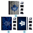 Toronto Maple Leafs Flip Case For iPad Mini 1 2 3 4 Air 5 6 Pro 9.7 10.5 12.9 $19.99 USD on eBay