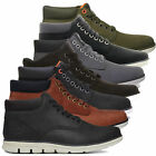 Mens Timberland Bradstreet Chukka Lace Up Ankle Leather Boots Sizes 6.5 to 13.5