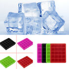 20-Cavity Large Cube Ice Pudding Jelly Maker Mold Mould Tray Silicone Tool A günstig