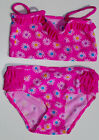 girl's ex store swimming costume 2 piece bikini