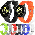 US Universal Sport Silicone Watch Band Strap Bracelet Quick Release Gift 20 22mm image