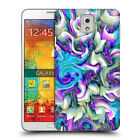 OFFICIAL HAROULITA ABSTRACT GLITCH 2 BACK CASE FOR SAMSUNG PHONES 2