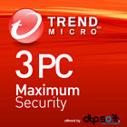 Trend Micro Maximum Security 2020 1,3 PC 1,3 Year