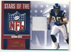 ANTONIO GATES 2007 PLAYOFF PRESTIGE STARS NFL CHARGERS RELIC GAME JERSEY SP $20 $0.99 USD on eBay