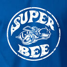 Dodge Charger SUPER BEE T-Shirt American Muscle Car Vintage Old School Logo Tee $14.95 USD on eBay