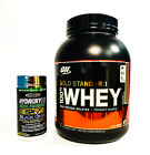 Optimum Gold Standard 100% WHEY PROTEIN 5 lbs + HYDROXYCUT SX-7 COMBO STACK SALE