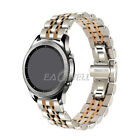 USA-Universal-Stainless-Steel-Metal-Watch-Band-Strap-Clasp-Bracelet-Gift-20-22mm