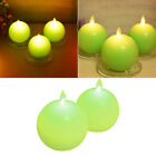 2Pcs Electronic Candle Lights LED Small Tealight Party Decor Candle Lamp for Bar