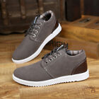 Men's Autumn Sneakers Casual Low Shoes Mesh Lace Up Running Sports Shoes Comfy