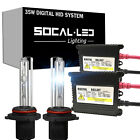 SOCAL-LED 9005 HID Light Kit Upgrade DC 35W Ballast Bright Headlight Replacement $41.45 CAD on eBay