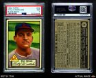 1952 Topps #38 Wally Westlake Cardinals PSA 7 - NM