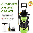 Best Pressure Washers With Autos - 3600PSI 2.6GPM Electric Pressure Washer Cold Water Cleaner Review