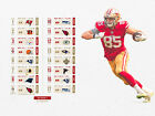 San Francisco 49ers Football Schedule 2019 Poster $11.99 USD on eBay