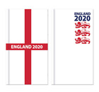 Slim 2020 Week to View Hard Backed England Football St George Diary