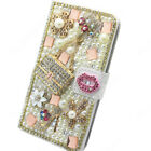 Card Wallet PU Leather Flip Phone Case Cover Bling Magnetic Cases For Doogee
