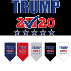 Kyпить Trump 2020 Dog Bandana, Check Box Vote Election Screen Print Bandana на еВаy.соm