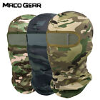 Outdoor Camo Tactical Balaclava Full Face Mask Military Hat Shooting Hunting Cap