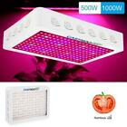 Full Spectrum 1000W 500W LED Grow Light Flower Bloom Indoor Hydroponic Panel BR