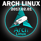Arch Linux 2017.02.01, ✅USB INSTALL✅Install Repair and Run Linux 32/64 BIT PC