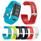 For Garmin Vivosmart HR+sports Smart Watch Replacement Band Silicone Wristband