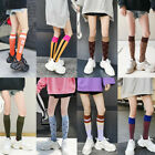 Fashion Women Lovely High Street Soft Cotton Socks Casual Mid Long Stocking New