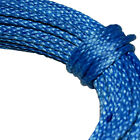 "Samson Amsteel Blue Coated 7/64"" 50', 100' or 200' Hank Dyneema ROPE COLORS New"