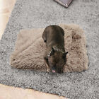 Dog Bed Pet Kennel Cushion Mat Crate Cage Pad Plush Sleep cushion House S/M/L