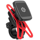 Universal Magnetic Bicycle & Motorcycle Handlebar Phone Holder for Cell Phones